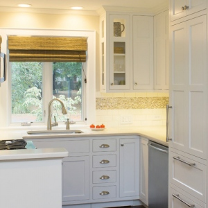 customized cabinets for small kitchen