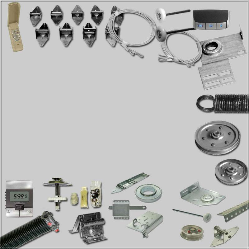 genie garage door opener repair parts