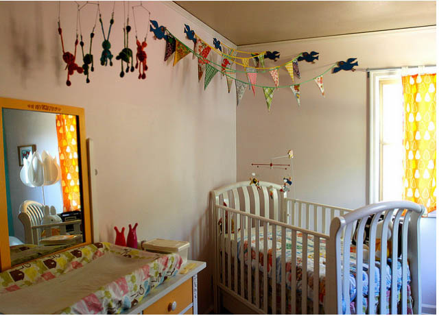 ideas decorating baby room