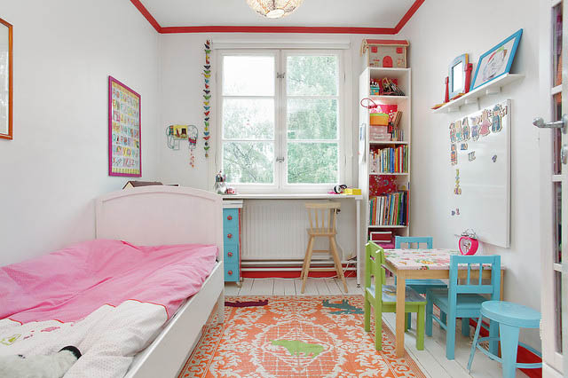 ideas decorating kids room