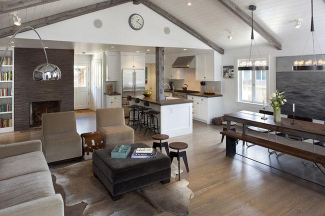 kitchen interior design ideas and decorating living room