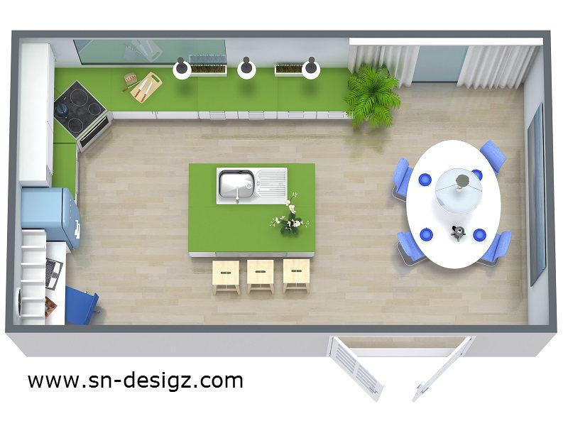 kitchen plans with pictures kitchen remodel 3D floor plan ideas