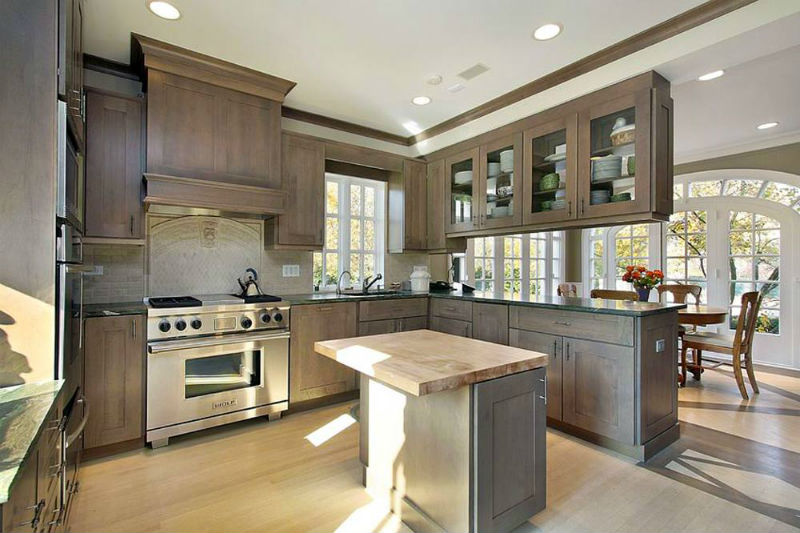 kitchen remodel ideas kitchen cabinets with dining room near kitchen
