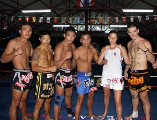 Getting Fit With Muay Thai Camp and Training In Thailand