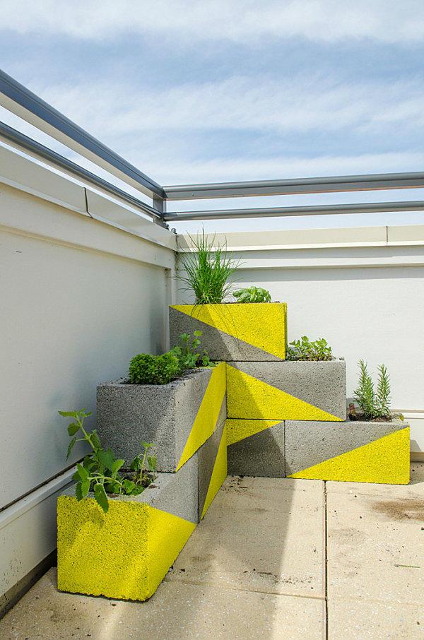 painting concrete block interior walls