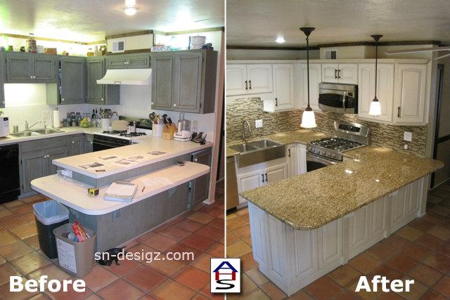 remodel my kitchen