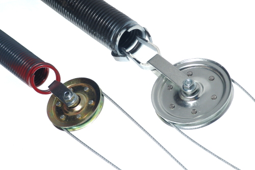sectional garage door extension spring