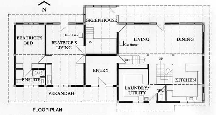 simple ways of how to design a house