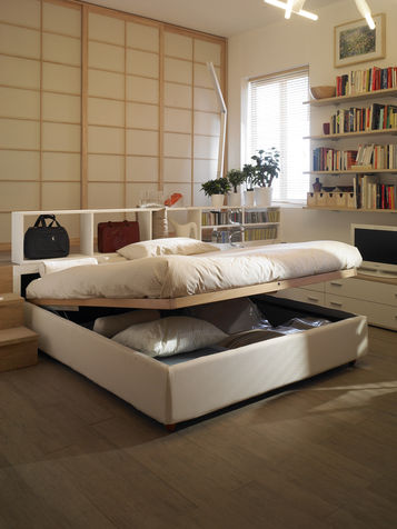 space-saving bed home furniture