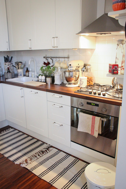 space saving solution for small kitchen design ideas