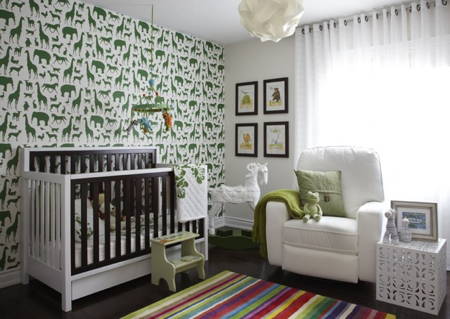 unique baby room decor