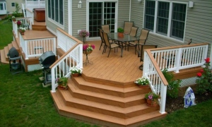 Bored Of The Look Of Your House - Refurbish It by Adding A Deck and Restore Its Beauty