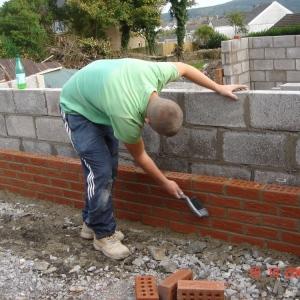 Brickwork Building