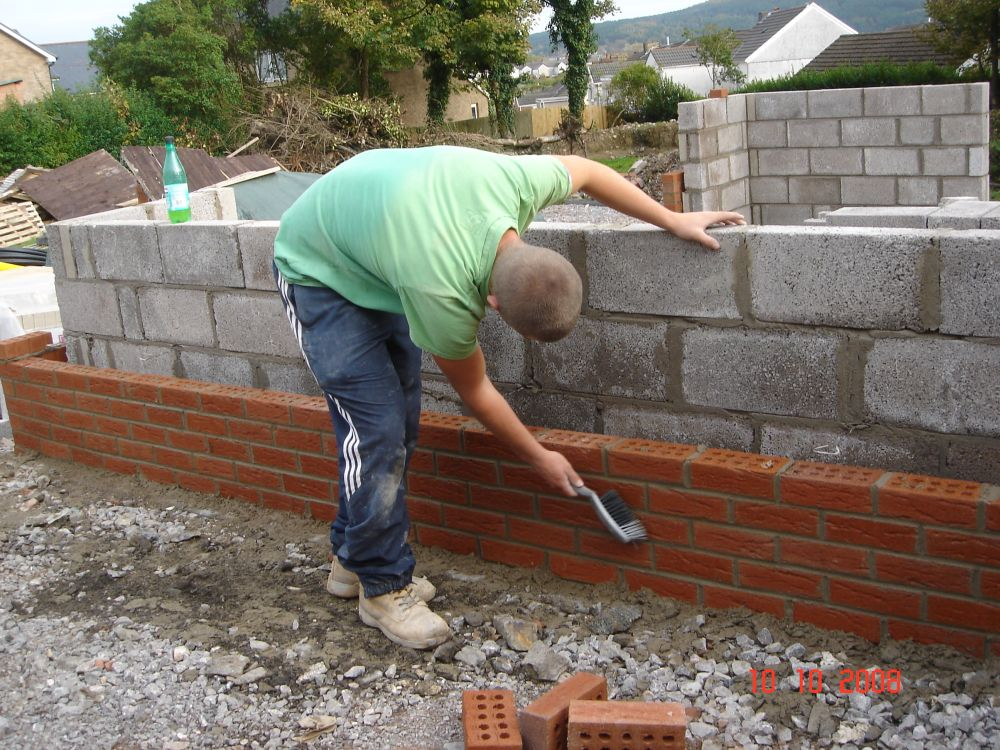 Brickwork Building