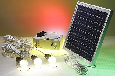 Integrating Solar Lights With Motion Sensors