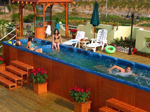 3 Health Benefits Of Swim Spas