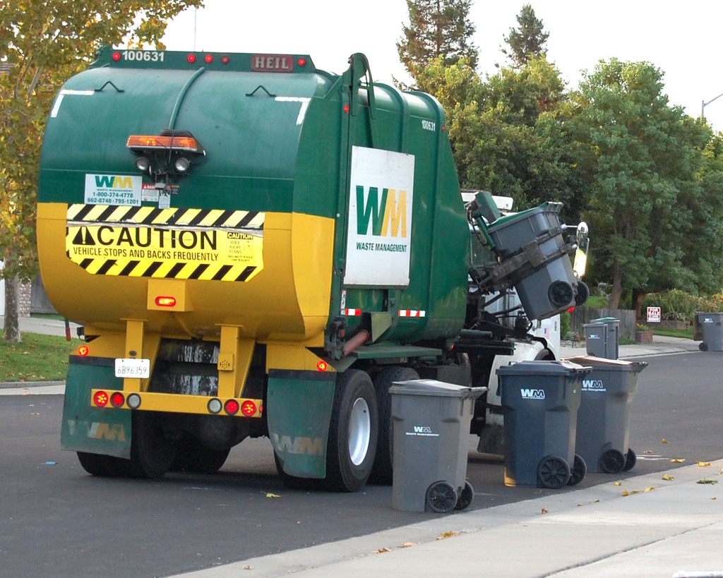 Services Offered by Waste Management Companies