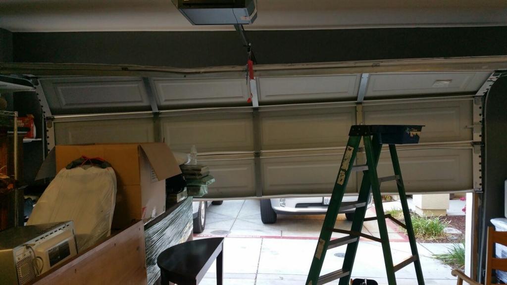 Emergency Garage Door Repair Getting You Back On Track