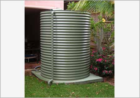 The Astounding Benefits Of Rainwater Tanks