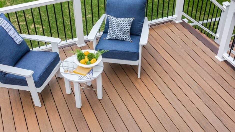 Fiberon Innovates Composite Decking Materials For Your Favorite Outdoor Areas