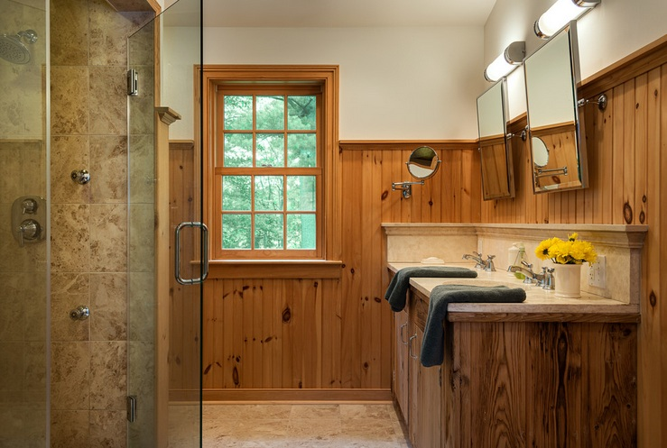 The Appeal Of Wainscoting Decoration