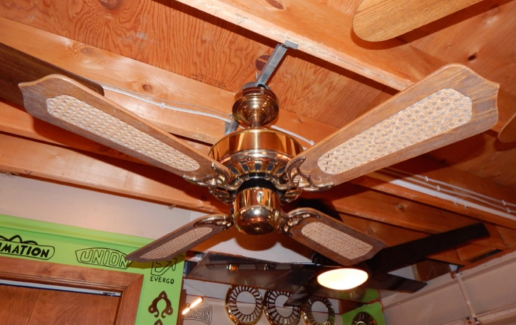 Decorative Ceiling Fans-A New Trend In Home Décor!