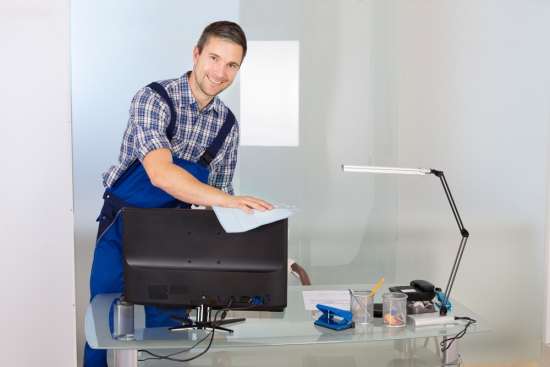 How To Ensure Clean Office Environment