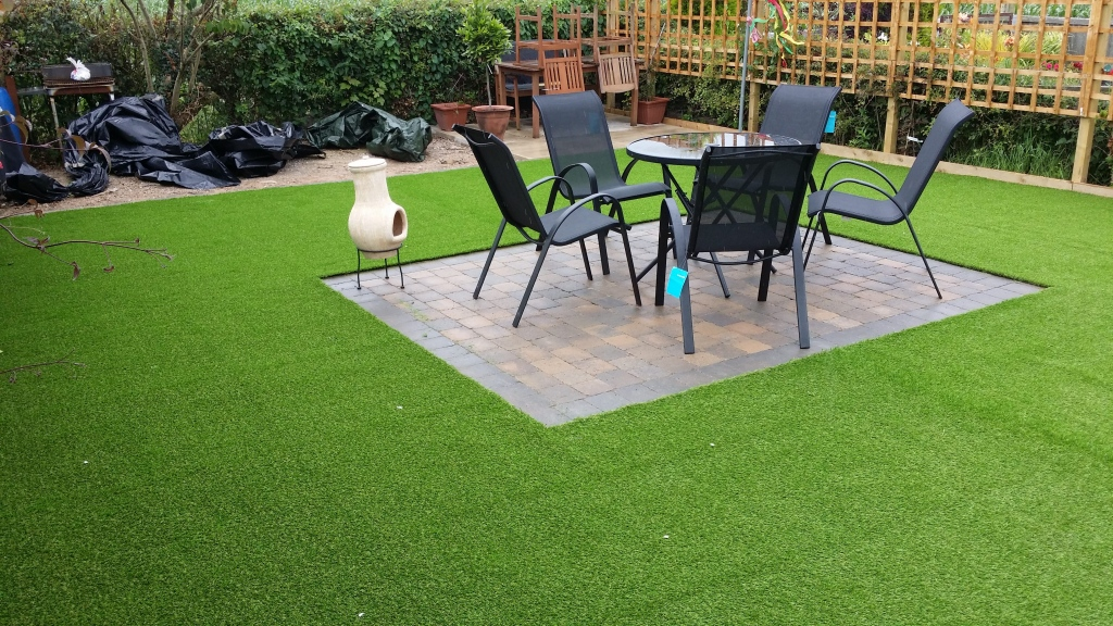 The Environmental Benefits Of Using Artificial Grass