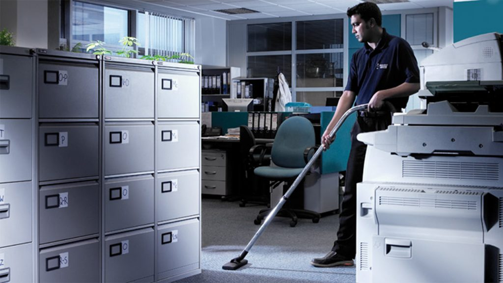 Want A Clean Surrounding Hire Commercial Cleaning Services!