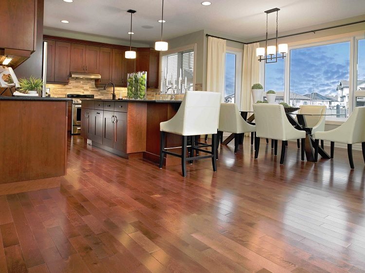 Taking Problem with Your Hardwood Floors Installation in Downriver Michigan