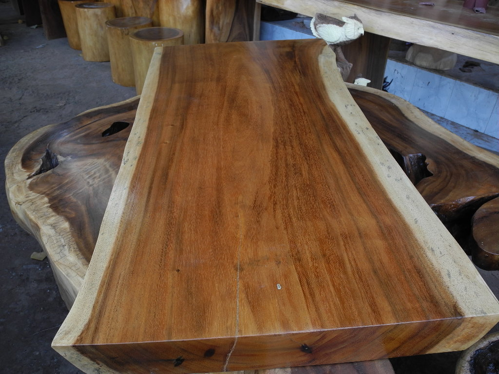 How To Use Natural Wood Slabs In Any Home