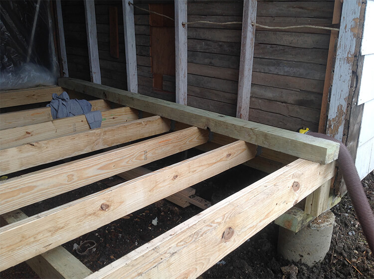 Pier and Beam Foundation Repair Costs and Advantages