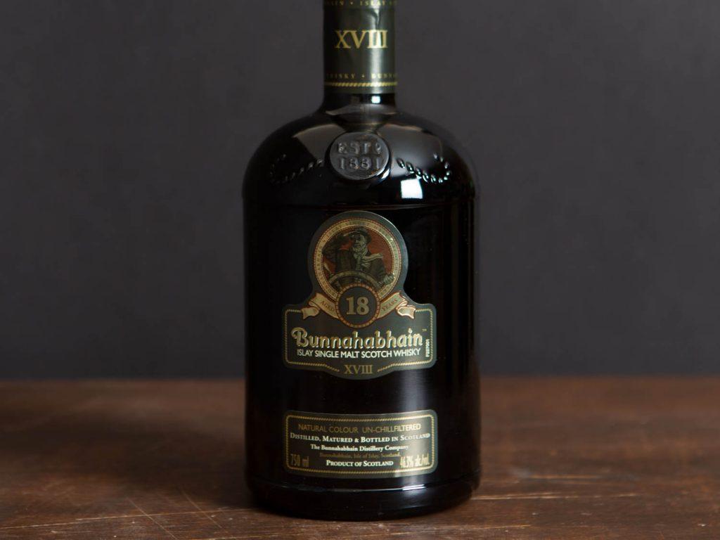 islay whisky bunnahabhain