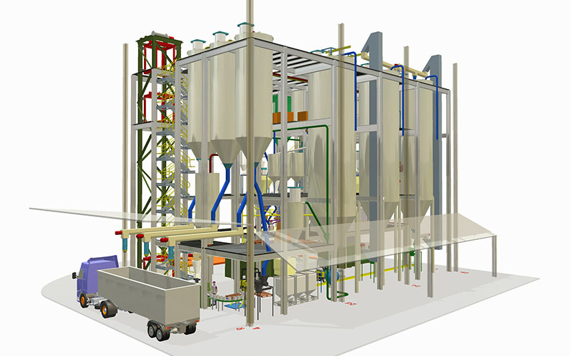 Improving The Efficiency Of Cement Grinding Process
