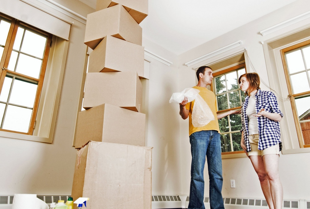 Mistakes People Make When Packing For A Move