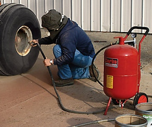 Abrasive Blasting- How It Works