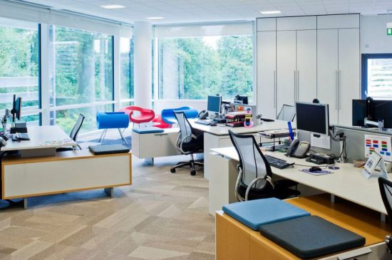 Workplace Barriers: 5 Ways To Build The Ultimate Workspace For Your Employees