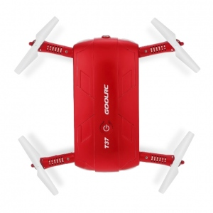 Go With The GoolRC T37 - A Foldable Quadruple by 720p Camera