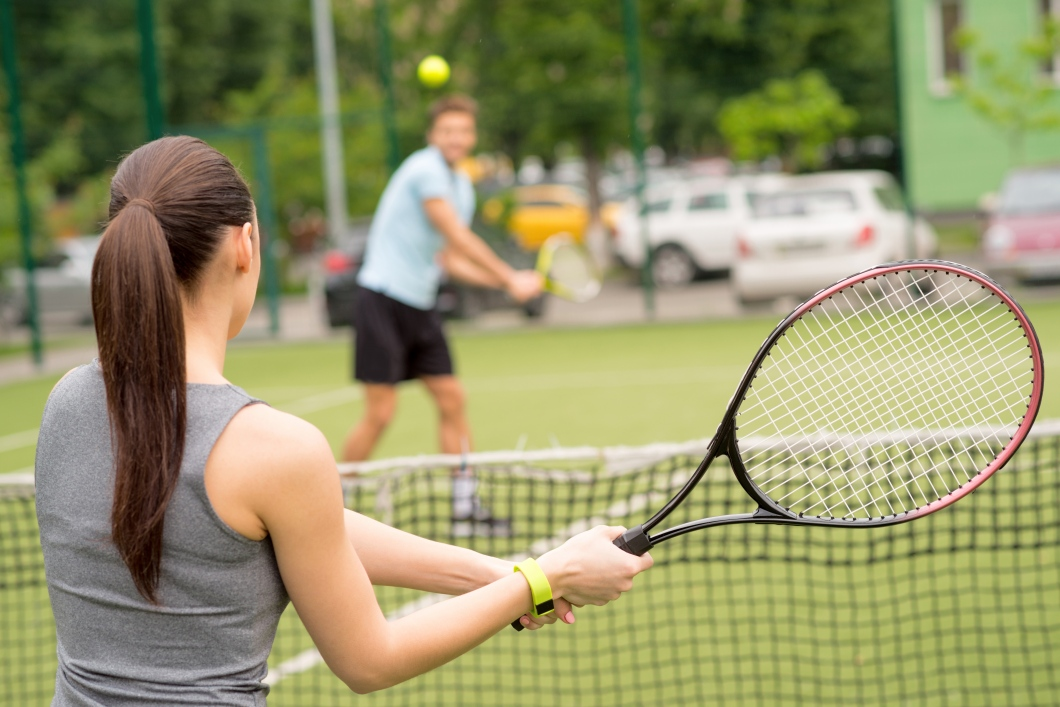 Staying Healthy and Fit While Enjoying A Game Of Tennis