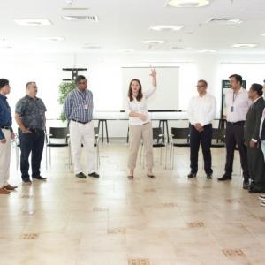 Grab Training For A Higher Designation