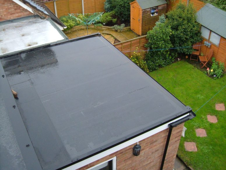 Why Have A Flat Roof