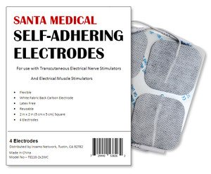 Santamedical Launches Universal Tens Unit Pads For All Those Devices
