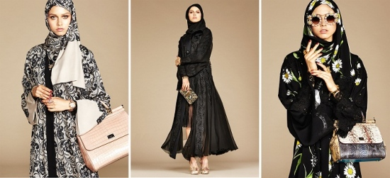 Modern and modest now go hand in hand