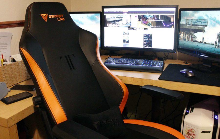 Top Comfortable Gaming Chairs That Are A Must Buy In 2018