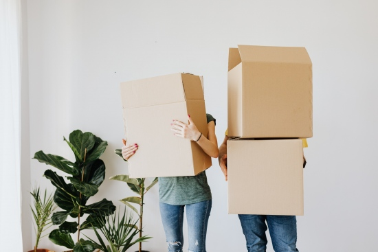 Tips For Moving House With Young Children
